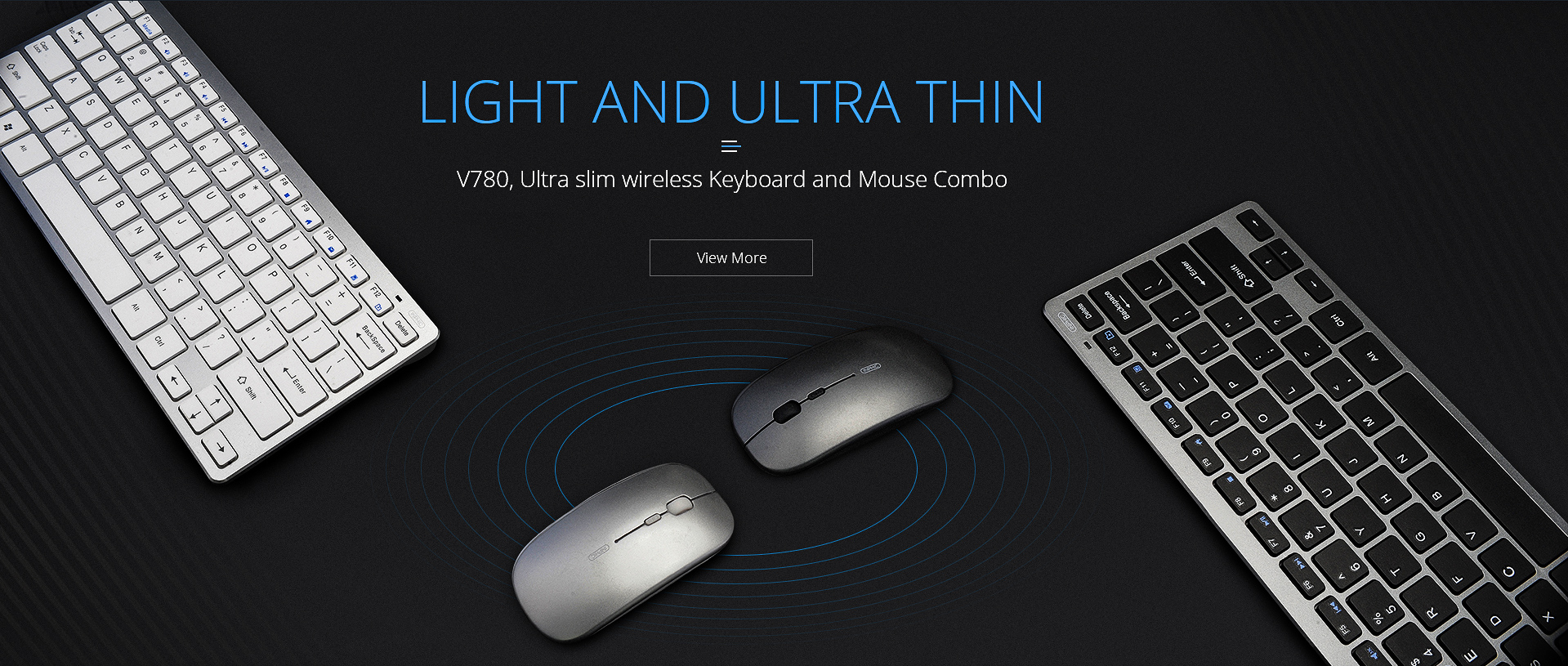 inphic keyboard and mouse combo